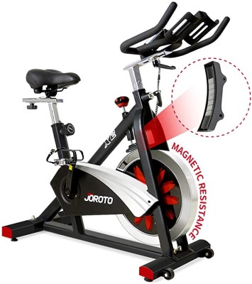 JOROTO Magnetic Indoor Cycling Bike